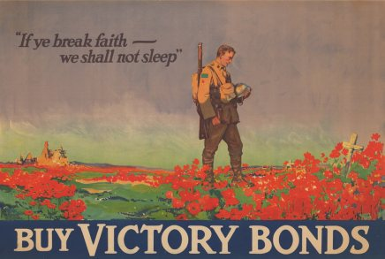 Vintage-Flanders-Poppy-Poster