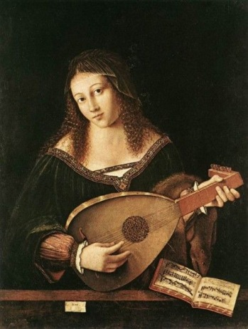 green lute