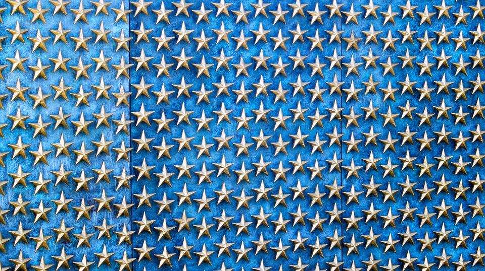 vets stars blue