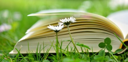 book grass clover