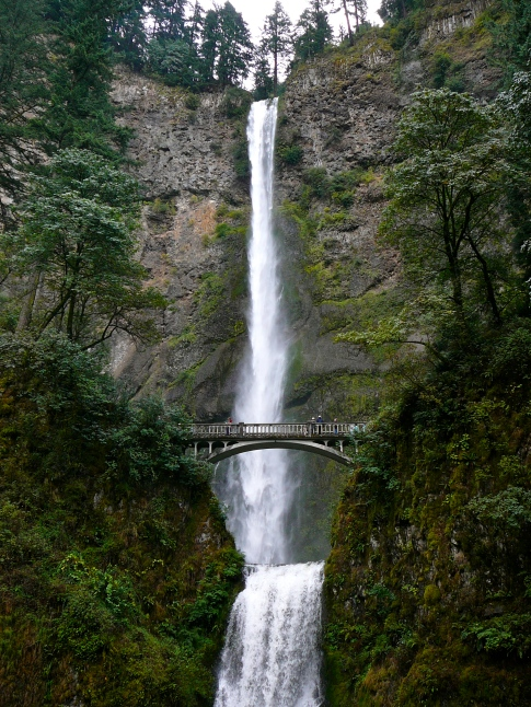 Multnomah Falls free