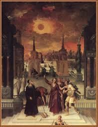 Medieval day darkening