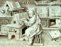 scholar illustration