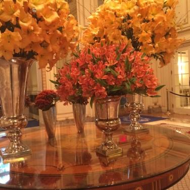 Plaza flowers