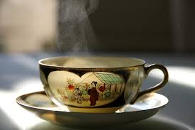 Chinese teacup