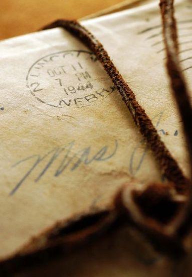 Nebraska letter 1944