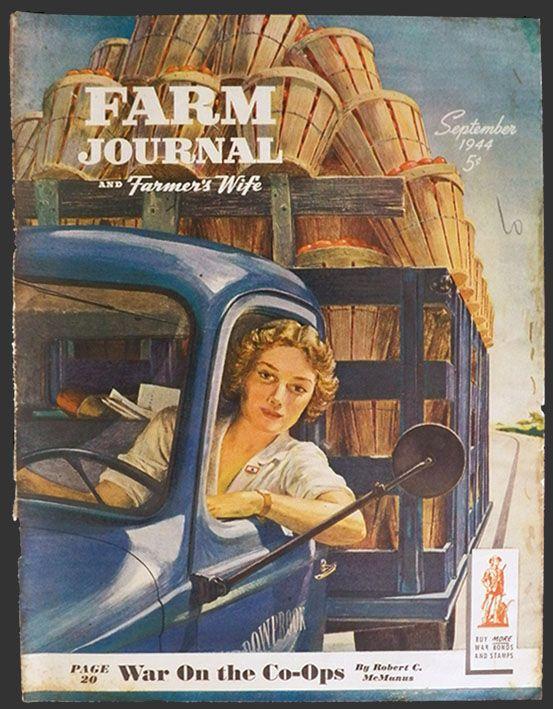 postere farm woman