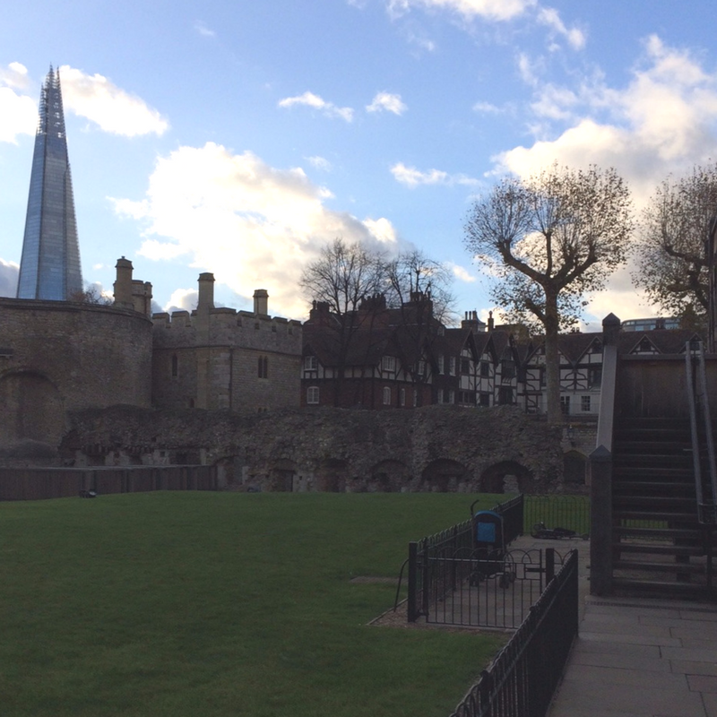 Tower and Shard
