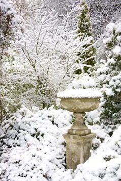 urn snow