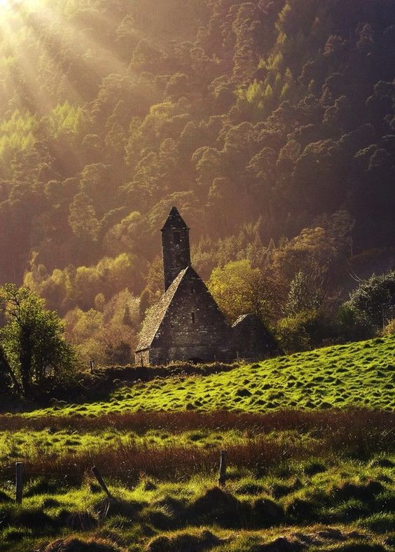 Ireland church