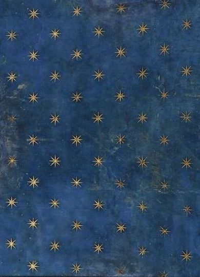 blue star ceiling
