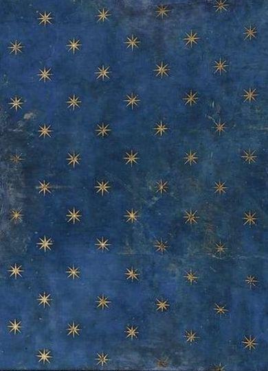 blue star ceiling