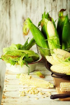 July 4th food corn