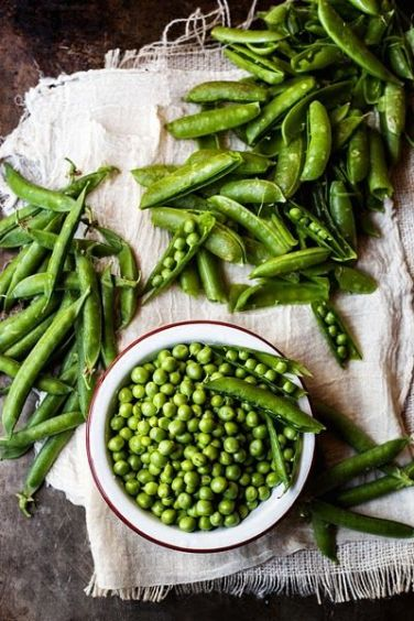 July 4th food peas