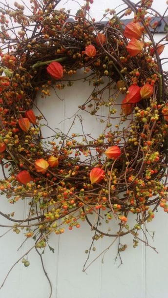 fall GH wreath