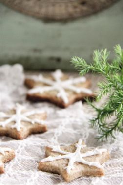 star cookie evergreen