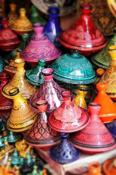 multi pottery