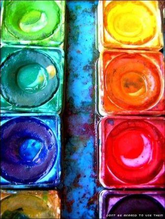 pigments paints