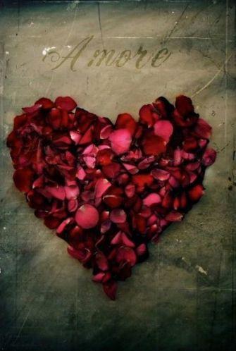 v heart amore