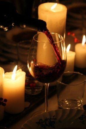 v wine