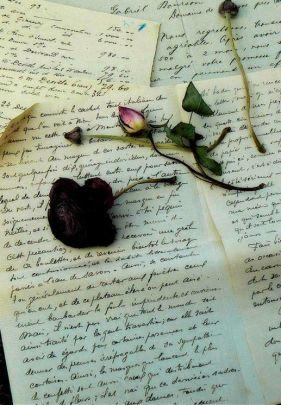 v writing