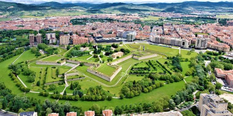 Pamplona fortress