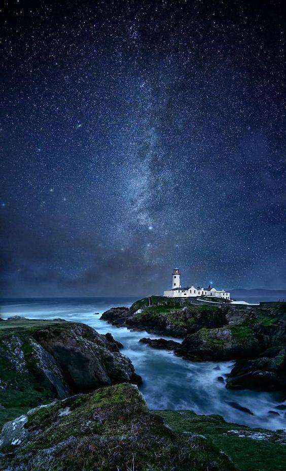 lighthouse stars