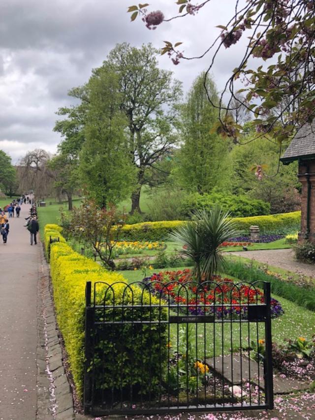 E Princes Street Park