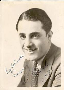 AB autograph photo