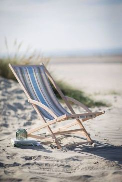 blu beach chair