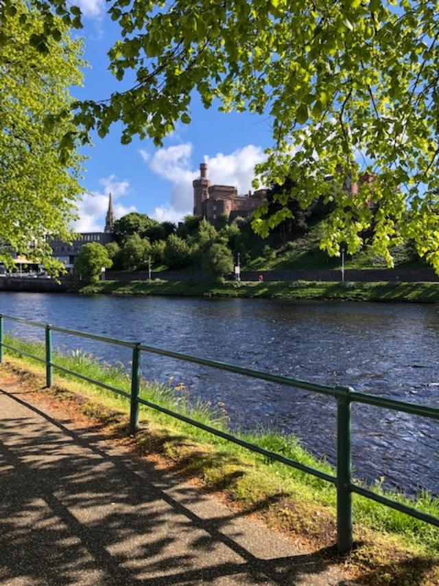 Inverness river walk