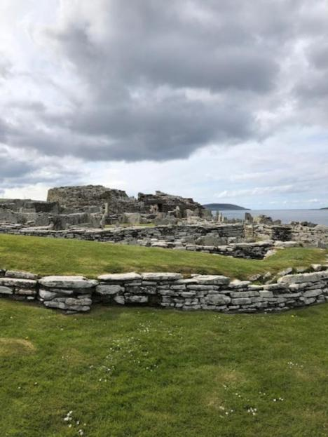 Orney ruins